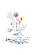 Summer Bouquet  Fine Art Print