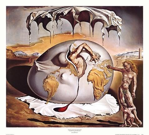 Salvador Dali prints and posters at FulcrumGallery.com
