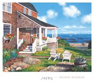 Ocean Avenue  Fine Art Print
