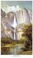 Yosemite Falls Art