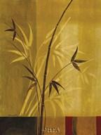 Bamboo Impressions I Art
