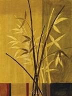 Bamboo Impressions II Art
