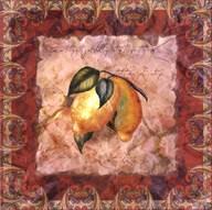 Tuscany Lemons  Fine Art Print