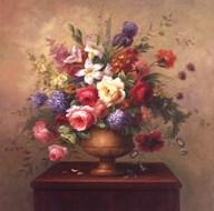 Heirloom Bouquet I Art