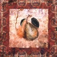 Tuscany Pears Art
