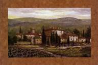 Uzzano  Fine Art Print