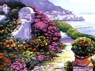 Near Amalfi  Fine Art Print