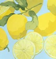 Fresh Lemons Art