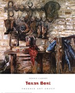 Texas Best  Fine Art Print