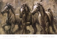Desert Kings  Fine Art Print