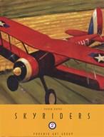 Sky Riders 2  Fine Art Print