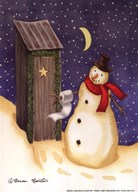 Frosty&#39;s Outhouse