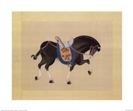 Dynastic Horses III Art