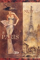 La Nuit a Paris II Art