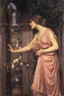 Psyche Entering Cupid's Garden, c.1905