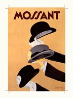 Mossant, 1938 (mini) Art