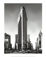 New York, New York, Flatiron Building Art