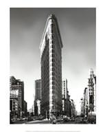 New York, New York, Flatiron Building  Fine Art Print