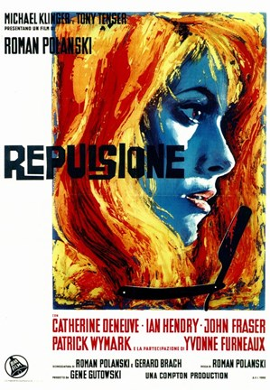 Framed Repulsion Print