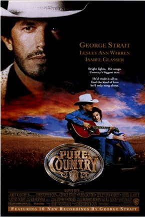 Framed Pure Country Print