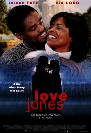Framed Love Jones Print