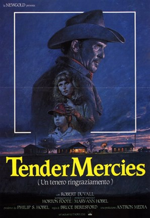 Framed Tender Mercies Print