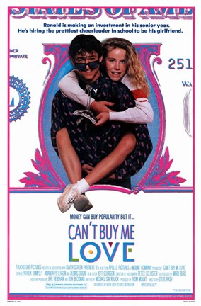 Framed Can't Buy Me Love Print