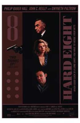 Framed Hard Eight Print