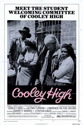 Framed Cooley High Print