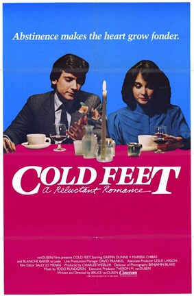 Framed Cold Feet Print