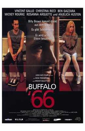 Framed Buffalo '66 Print