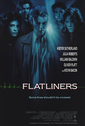 Framed Flatliners Print