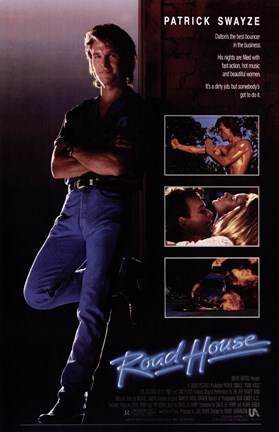 Framed Road House Print