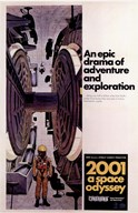 2001: a Space Odyssey Astronaut  Wall Poster