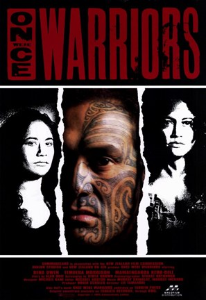Framed Once Were Warriors Print