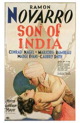 Framed Son of India Print