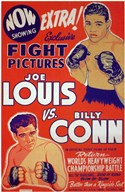 Joe Louis Vs Billy Conn Art