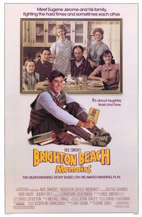 Framed Brighton Beach Memoirs Print