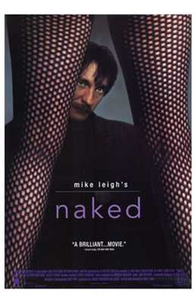 Framed Naked By Mike Leigh Print