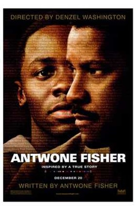 Framed Antwone Fisher Print