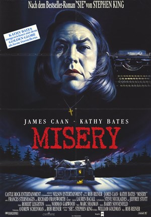 Framed Misery James Caan Print