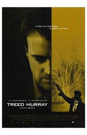 Framed Treed Murray Print