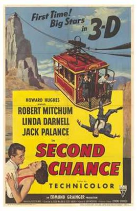 Framed Second Chance Print