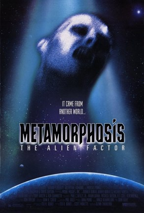 Framed Metamorphosis: the Alien Factor Print