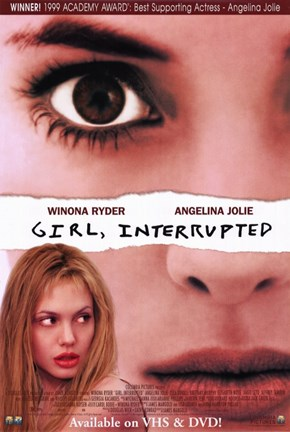 Framed Girl  Interrupted Print