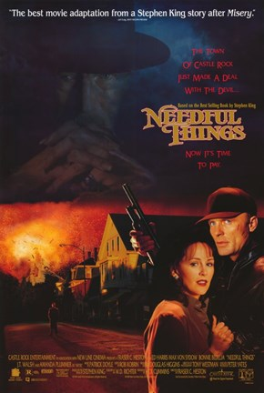 Framed Needful Things Print