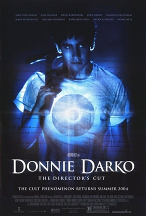 Framed Donnie Darko - The director's cut Print