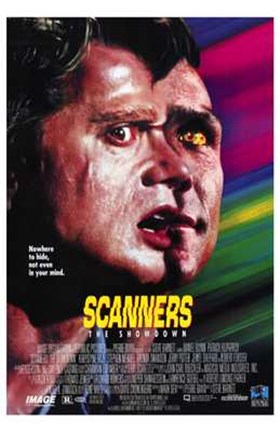 Framed Scanners: the Showdown Print