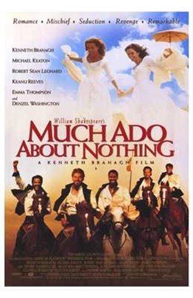 Framed Much Ado About Nothing The Film Print