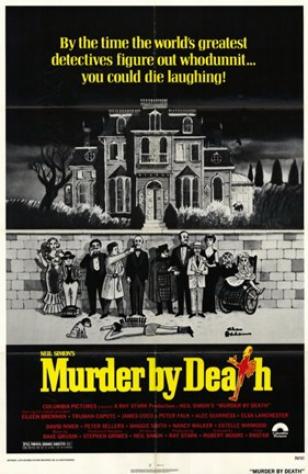 Framed Murder By Death Print